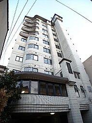 シャトー庵[8-B号室号室]の外観