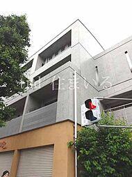 東京都板橋区赤塚5丁目の賃貸マンションの外観