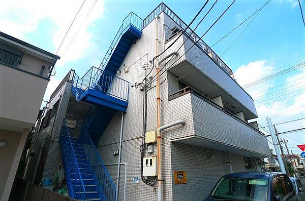 メゾンユキ[3階]の外観