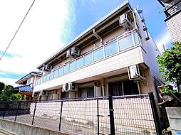 東京都練馬区貫井4丁目の賃貸マンションの外観
