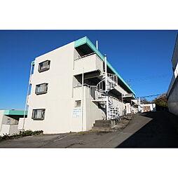 ヴィラ松沢A[2階]の外観