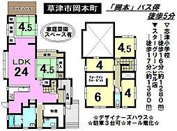 草津駅 3,680万円