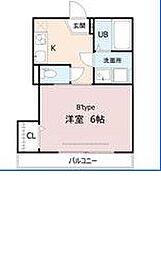 Park Terrace 越谷(パークテラスコシガヤ)[1階]の間取り