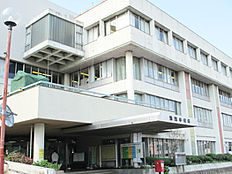 清瀬市役所 約654m