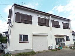 川島荘[2階]の外観