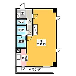 土橋駅 7.5万円