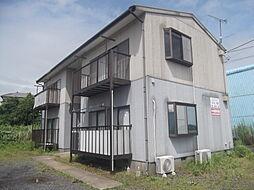 レジデンスワンバレー桜井[1階]の外観