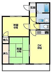 名鉄豊田線 米野木駅 徒歩63分