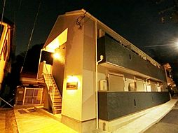 リブハピネス横浜V[1階]の外観