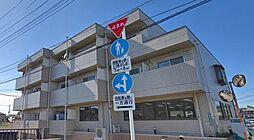 東京都三鷹市上連雀8丁目の賃貸マンションの外観