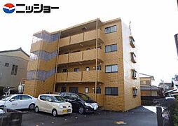 GRANDEUR NISHIKAWATE[4階]の外観