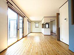 多摩都市モノレール 大塚・帝京大学駅 徒歩10分 3SLDKの居間
