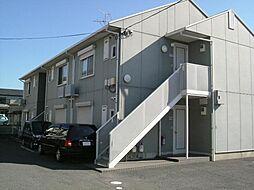 大阪府泉南市樽井2丁目の賃貸アパートの外観