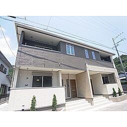 静岡県静岡市葵区建穂の賃貸アパートの外観