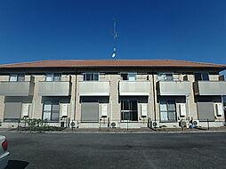 [テラスハウス] 茨城県つくば市篠崎 の賃貸【/】の外観