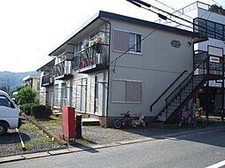ハイツヤマキ[203号室]の外観