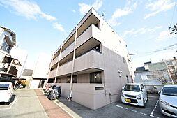 兵庫県神戸市中央区大日通6丁目の賃貸マンションの外観