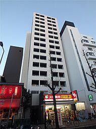 デュオン新大阪レジデンス[8階]の外観