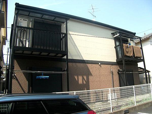 フローレンス3[2階]の外観