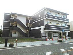 神奈川県大和市中央6丁目の賃貸マンションの外観