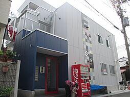 エクシージュ武庫川[3階]の外観