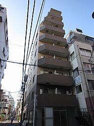 東京都台東区浅草橋1丁目の賃貸アパートの外観