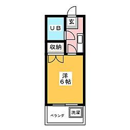 西巣鴨駅 5.9万円
