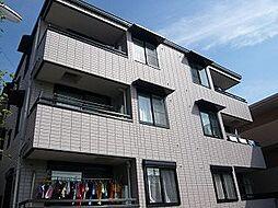 コルベーユ古曽部[3階]の外観