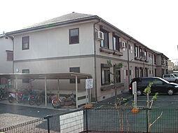 サンメイト杉本[B201号室]の外観