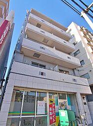 埼玉県富士見市西みずほ台1丁目の賃貸マンションの外観