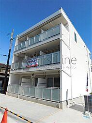 京都府京都市伏見区深草善導寺町の賃貸アパートの外観