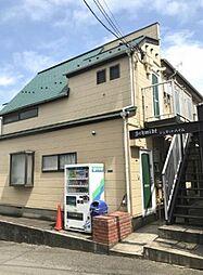 神奈川県川崎市麻生区高石3丁目の賃貸アパートの外観