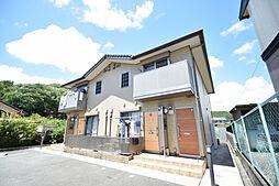 兵庫県姫路市青山5丁目の賃貸アパートの外観