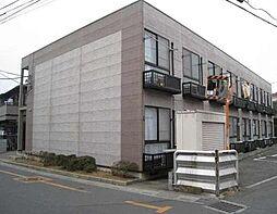 アムールKitami[1階]の外観