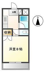 福安ビル[2階]の間取り