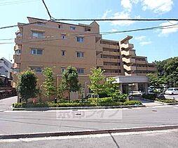 京都府宇治市伊勢田町の賃貸マンションの外観