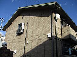 シュメール上屋敷[2階]の外観