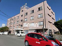 愛知県豊明市間米町間米の賃貸マンションの外観