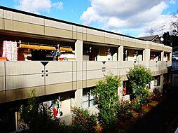 レインボーハイツ南[2階]の外観