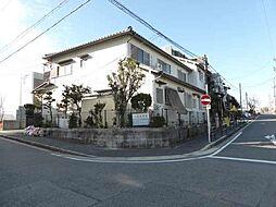 亀の井貸家[1階]の外観
