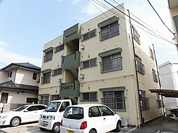 第一吉田コーポ[1階]の外観