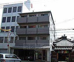 京都府京都市下京区石不動之町の賃貸マンションの外観