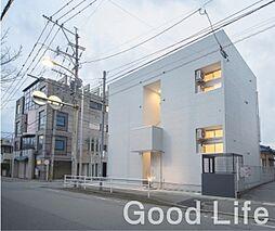 福岡県福岡市博多区西春町3丁目の賃貸アパートの外観