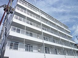 大阪府東大阪市西石切町5丁目の賃貸マンションの外観