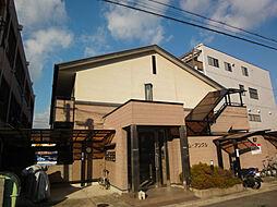 京都府京都市伏見区深草西浦町8丁目の賃貸アパートの外観