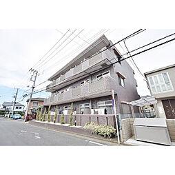 埼玉県川越市上戸の賃貸マンションの外観