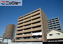 イーグルネスト新須磨[3階]の外観