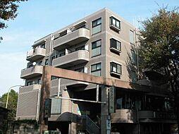 東京都調布市西つつじケ丘1丁目の賃貸マンションの外観
