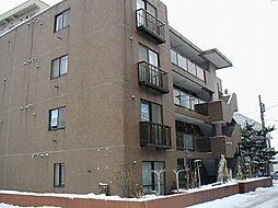 北海道札幌市南区澄川六条3丁目の賃貸マンションの外観