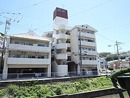 兵庫県神戸市垂水区清水が丘3丁目の賃貸マンションの外観